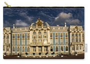 Panorama Of Catherine Palace Carry-all Pouch by David Smith