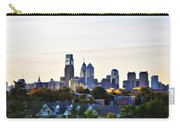 Panorama Of Philadelphia Carry-all Pouch