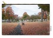 Panorama Of Taylor Park St Albans Vermont Carry-all Pouch