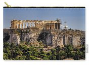 Panorama Of The Acropolis In Athens Carry-all Pouch