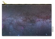 Panorama Of The Northern Milky Way Carry-all Pouch