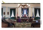 Panorama Of The Vermont State House Montpelier Vermont Carry-all Pouch