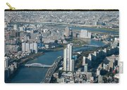 Panorama Of Tokyo Carry-all Pouch