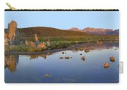 Panorama Of Tufa Towers Mono Lake Carry-all Pouch