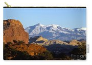 Panorama Point Capitol Reef National Park Utah Carry-all Pouch