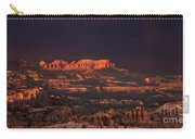 Panorama Rainbow Bryce Canyon National Park Utah Carry-all Pouch