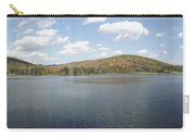 Panorama Red House Lake Allegany State Park Carry-all Pouch