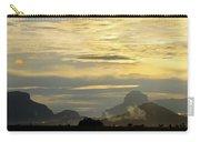 Panorama Sunset Aparaman And Towyen Tepuis Kavak Venezuela Carry-all Pouch