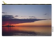 Panorama - Toronto Sunrise In June  Carry-all Pouch