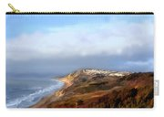 Panoramic California Coast Carry-all Pouch