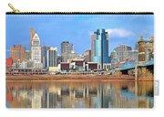 Panoramic Cincinnati Carry-all Pouch