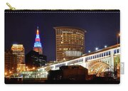 Panoramic Cleveland Night Carry-all Pouch
