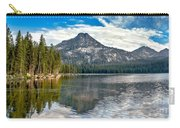 Panoramic View Of Anthony Lake Carry-all Pouch