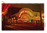 Panoramic View Of Golden Nugget Casino Carry-all Pouch