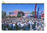 Panoramic View Of Spectators At Oxnard Carry-all Pouch
