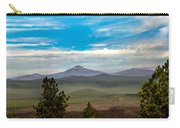 Panoramic View Of The Cascades Carry-all Pouch
