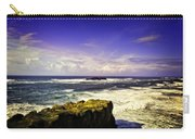 Panoramic View Of The Pacific Ocean Carry-all Pouch