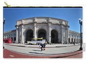 panoramic View of Union station in Washington DC Carry-all Pouch