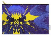 Pansy By Jammer Carry-all Pouch