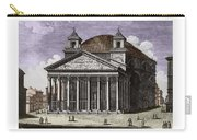 Pantheon Santa Maria Della Rotonda Carry-all Pouch