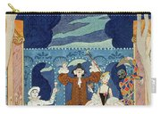 Pantomime Stage Carry-all Pouch