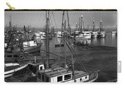 Paolina T. Fishing Boats Monterey Harbor Circa 1945 Carry-all Pouch