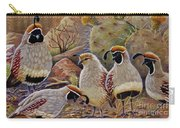 Papa Grande Carry-all Pouch by Marilyn Smith
