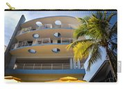 Congress Hotel Of South Beach Carry-all Pouch