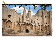 Papal Castle In Avignon Carry-all Pouch