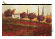 Papaveri In Toscana Carry-all Pouch