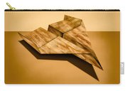 Paper Airplanes Of Wood 5 Carry-all Pouch