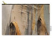 Paper Bark Carry-all Pouch