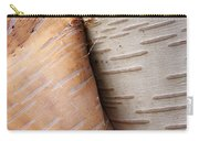 Paper Birch Bark Carry-all Pouch