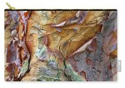 Paperbark Abstract Carry-all Pouch