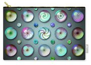 Paperweights And Marbles Carry-all Pouch
