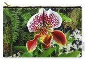 Paph Fiordland Sunset Orchid Carry-all Pouch