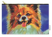 Papillion Puppy Carry-all Pouch