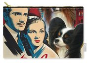 Papillon Art - Rebecca Movie Poster Carry-all Pouch