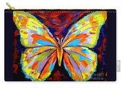 Papillon Colore Carry-all Pouch