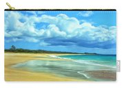 Papohaku Beach Molokai Carry-all Pouch