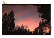 Paradise At Dusk Carry-all Pouch