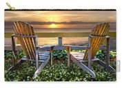 Paradise Carry-all Pouch by Debra and Dave Vanderlaan
