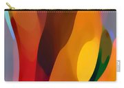 Paradise Found 3 Tall Carry-all Pouch by Amy Vangsgard