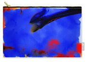 Paradise Is A Bird Carry-all Pouch