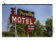 Paradise Motel Carry-all Pouch