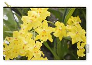 Paradise Orchid  Carry-all Pouch by Sonali Gangane