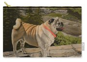 Paradise Pug Carry-all Pouch