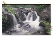 Paradise River Cascade Mt Rainier Carry-all Pouch