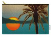 Paradise Sun Carry-all Pouch