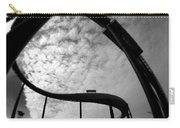 Parallel Lines Composition Carry-all Pouch